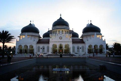 MASJID RAYA ACEH DARUSSALAM - INDONESIA