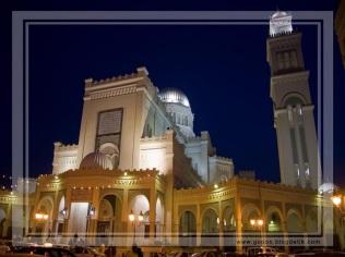 Maidan Al Jazair Mosque in Tripoli - Libya