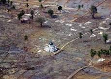 Masjid Aceh pasca sunami INDONESIA