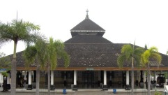 Masjid Agung demak INDONESIA