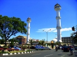 Masjid Agung_Bandung INDONESIA