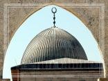 Masjid Al Aqsa in Jerusalem - Palastine (dome)