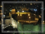 Masjid Al Aqsa in Jerusalem - Palastine (night)