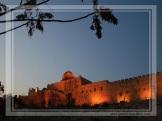 Masjid Al Aqsa in Jerusalem - Palastine (nightfall)