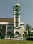 Masjid Al Fajr Bandung Indonesia, Menara