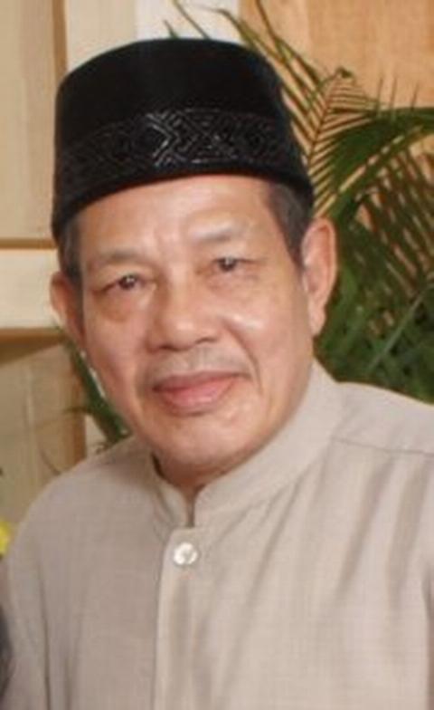 H.A. ROZAK ABUHASAN, MBA. Ketua DKM Al-Fajr Bandung