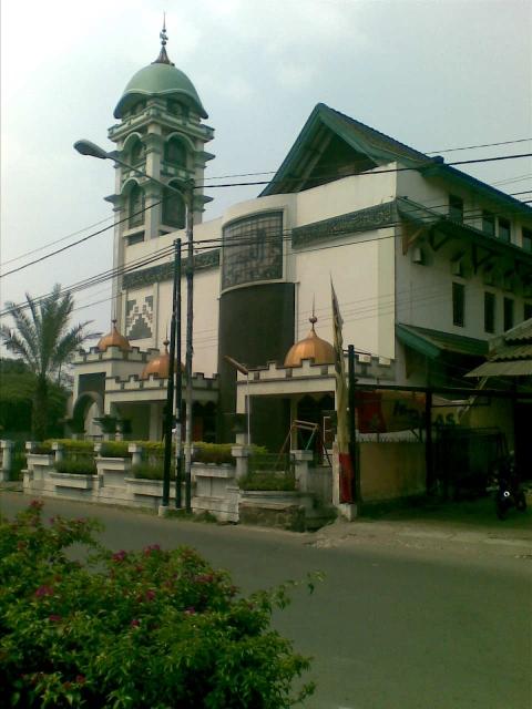 MASJID AL-FAJR, BANDUNG, INDONESIA