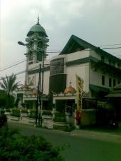 Masjid Al-Fajr Bandung, Foto oleh A. Rozak Abuhasan