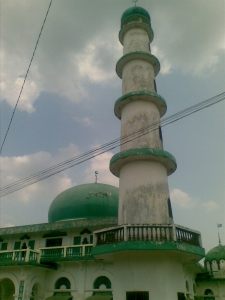 Menara Masjid Taqwa Seritanjung