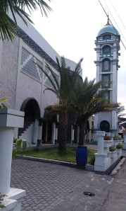Kurma Masjid Al Fajr Bandung Foto: HA ROZAK ABUHASAN