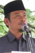 Wakil Gubernur Bengkulu, H M Syamlan Lc. (ANTARa/Emye)
