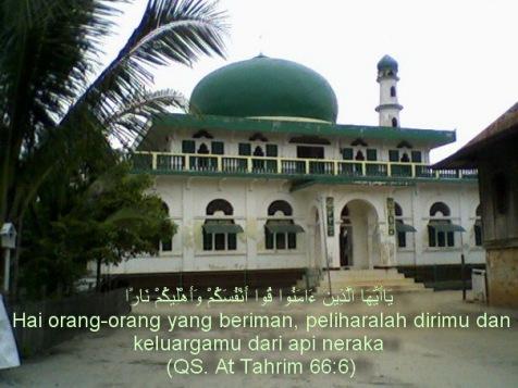 66-6 Masjid Taqwa Seritanjung-Palembang